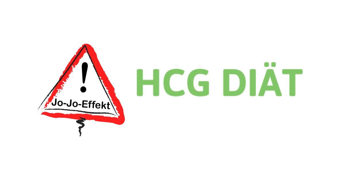 Jojo-Effekt nach HCG Diät