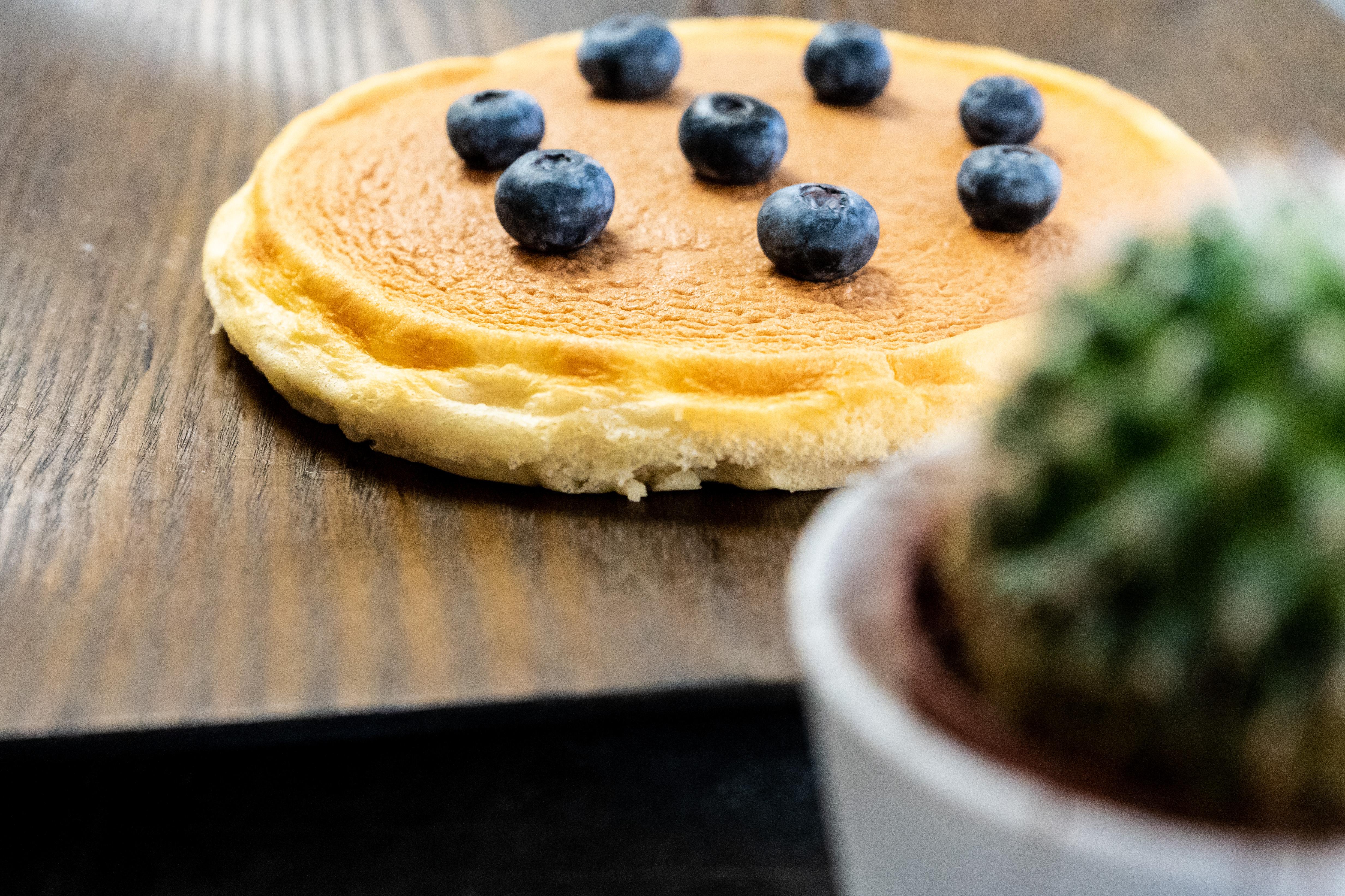 Vollkorn-Pancakes sind in der Stabilisierungsphase erlaubt.