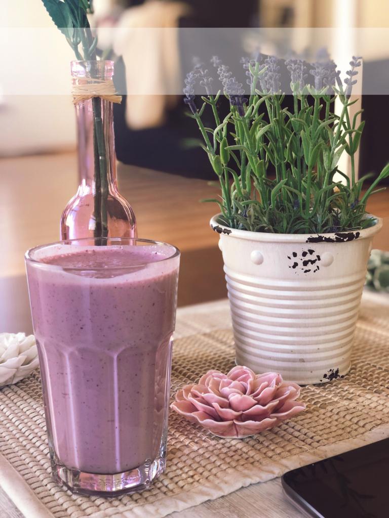 Mit dieser Shake-Variante, kannst du jeden Shake aufpimpen! Lecker cremig und fruchtig.