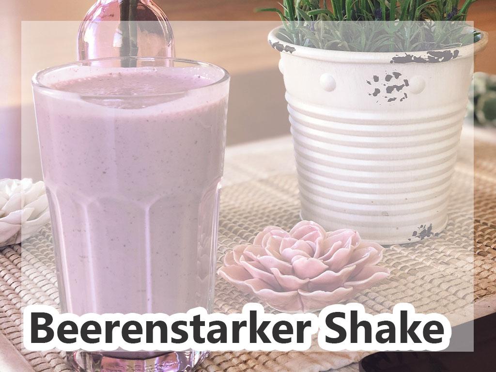 Beerenstarker Shake